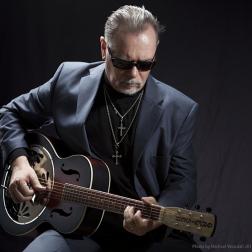Guitar-Session legend Steve Hunter (2016)