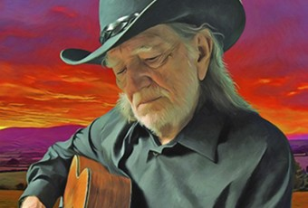Willie Nelson David McClister